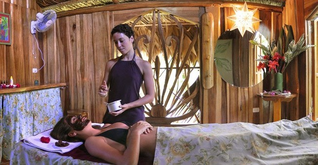 Facials with locally sourced ingredients and massages are a great way to restore after an activity filled day.